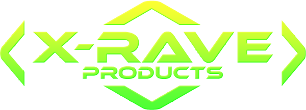 X-Rave Products Logo